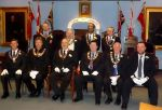 70th County Master of Toronto and Associate Officers 2015